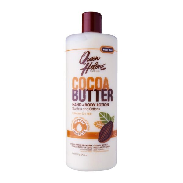 Queen Helene Cocoa Butter Hand + Body Lotion 907 g