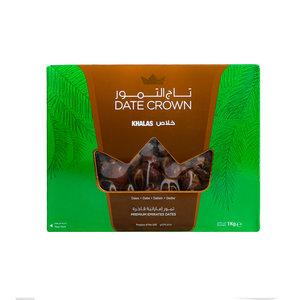 Date Crown Khalas Dadels 1 kg