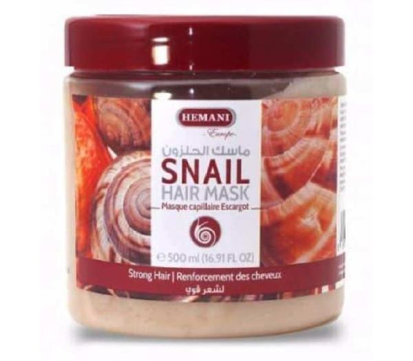 Hemani Snail Hair Mask 500 ml