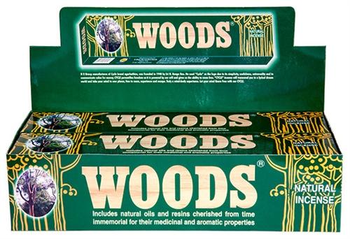 Woods wierook