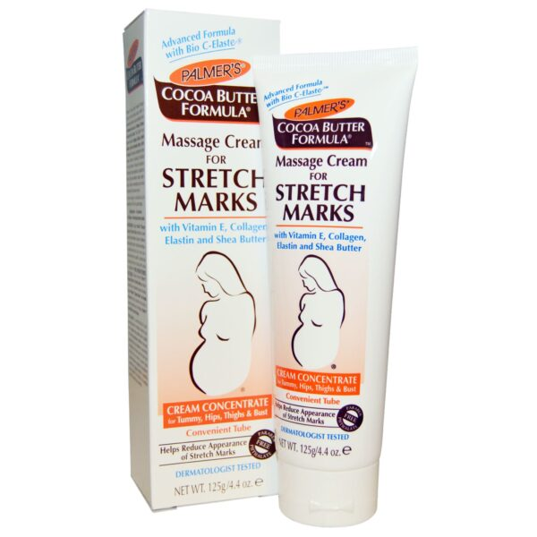 Palmer's Cocoa Butter Formula Massage Cream for Stretch Marks - 4.4 Ounce