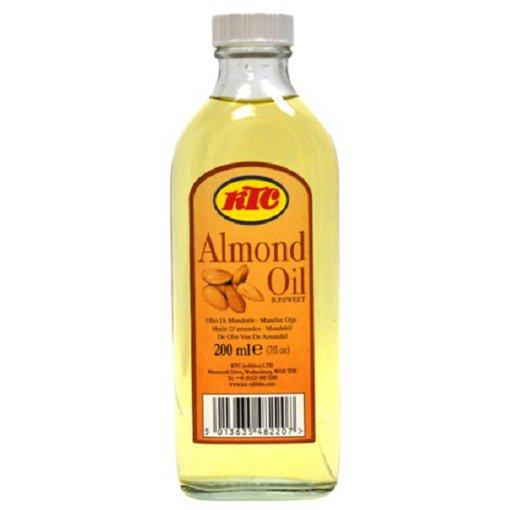 KTC Pure almond oil 300 ml