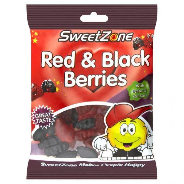 Sweetzone Red & Black Berries Halal