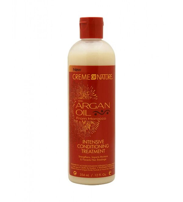 Crème of Nature with argan oil Intensive Conditioning Treatment 354 ml