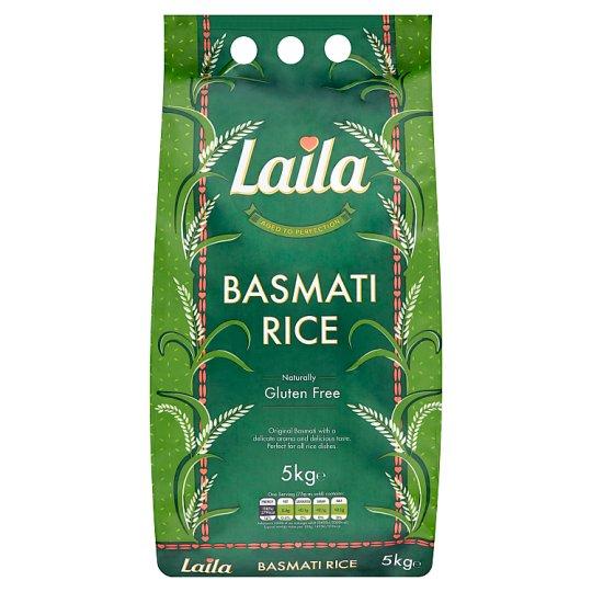 Laila Basmati Rice 5 kg