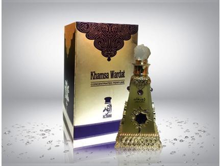 Parfum Olie – Khamsa Wardat – 20ML