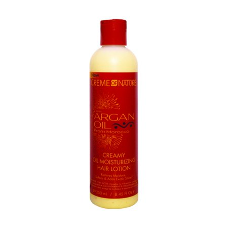 Creme Of Nature with Argan Oil creamy oil Moisturizer hair lotion 250 ml