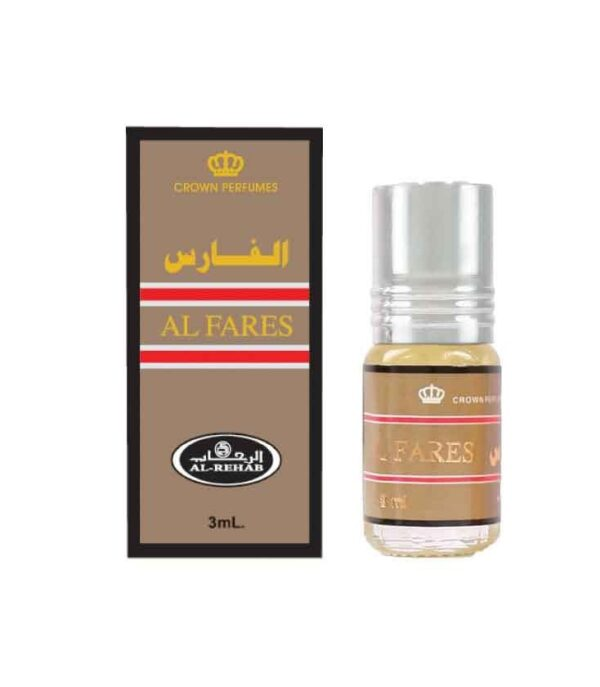 Al Fares Parfum 3 ml