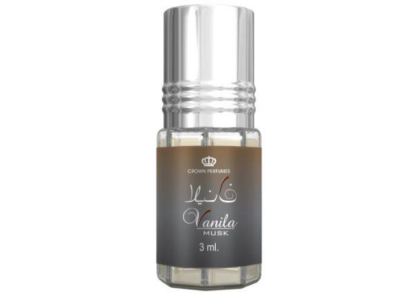 Al Rehab Vanila musk Parfum 3 ml