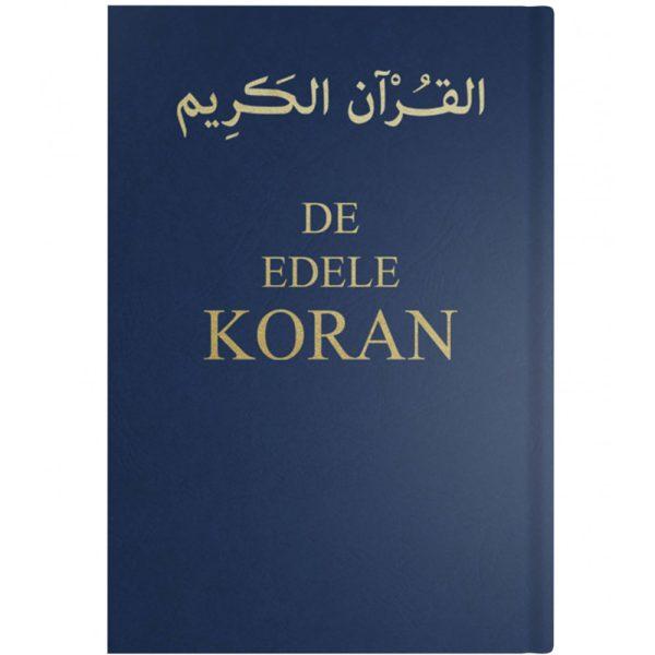 De Edele Koran in het Nederlands en Arabisch
