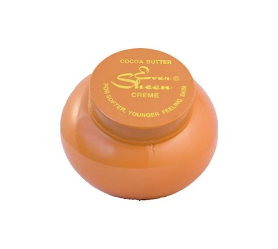 Ever Sheen Cocoa Butter Creme for a Softer Younger Skin - 250ML