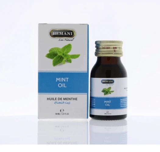 Hemani Mint oil - Huile de menthe 30 ml