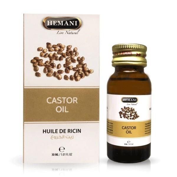 Hemani Castor Oil - Huile de ricin 30 ml