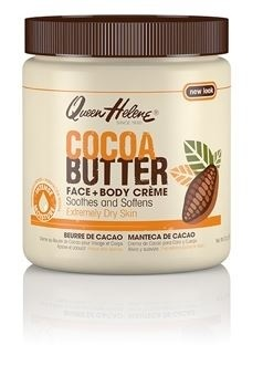 Queen Helene - Cocoa Butter face + body Crème 425 g