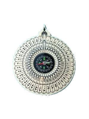 Gebedskompas - De gebedsrichter (qiblah)