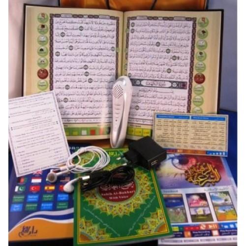 Digitale Koran Leespen Lezer ( Nieuw! Nu met 18 Talen )