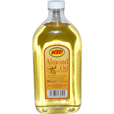 KTC Pure almond oil 500 ml