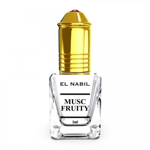 Musc Fruity Parfum El nabil 5 ml