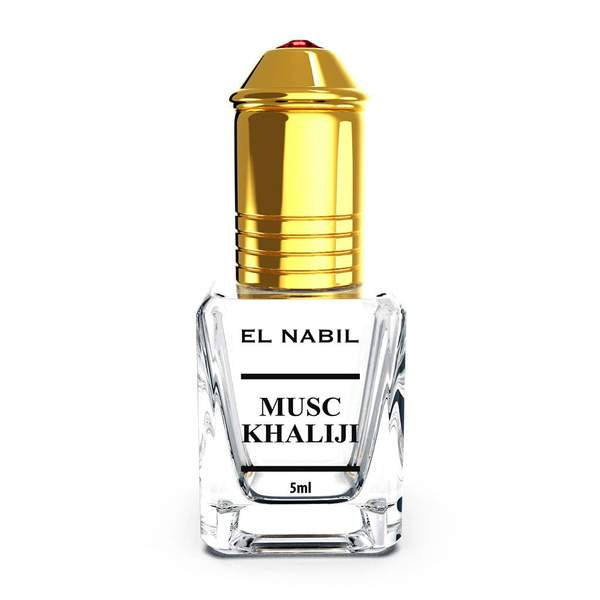 Parfum El Nabil Musc Khaliji 5ml