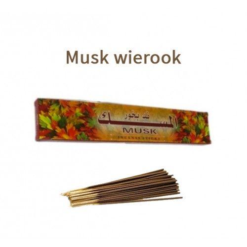 Luchtverfrisser - Wierook - Musk
