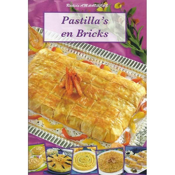 Kookboek pastilla en bricks