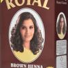 Royal Haar Henna Bruin 6 Stuks