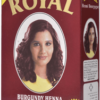 Royal haar henna burgundy 6 stuks