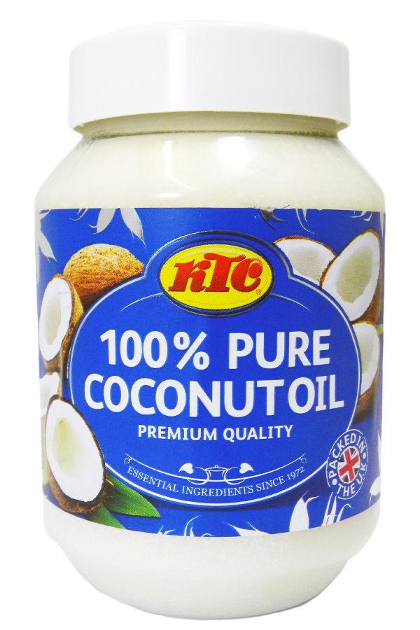 100% Ktc Pure coconut oil 500 ml