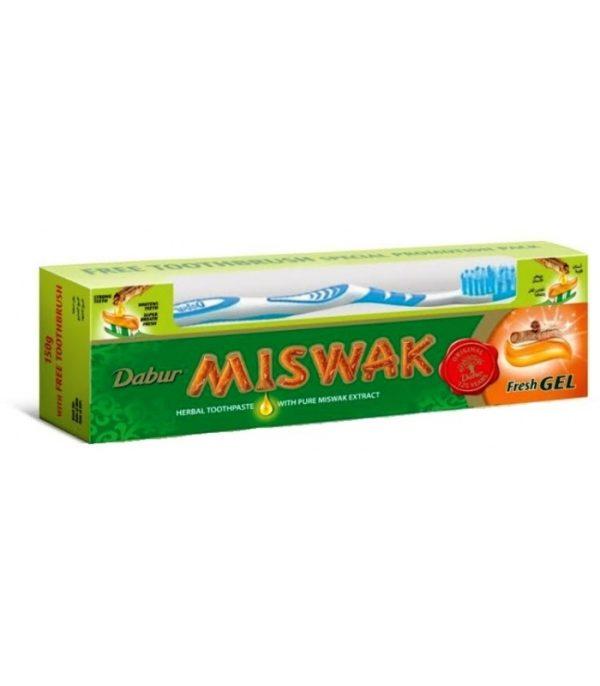 Miswak Tandpasta Fresh Gel 150 Gram