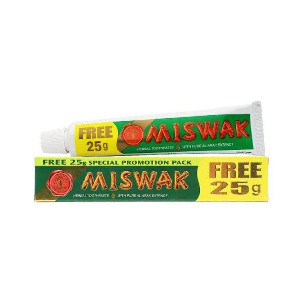 Dabur Miswak - Siwak Tandpasta 75 Gram